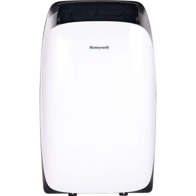 HL Series 14,000 BTU Portable Air Conditioner with Remote Control - White/Black